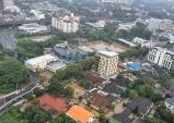 자카르타 1년만의 최대 홍수…도심 교통 마비