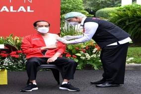 인도네시아 경제 모멘텀은 대규모 백신 접종