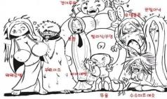 [무속과 괴담 사이 (10)] 순델볼롱 – 등에 난 구멍