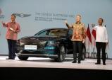 인도네시아, 내년 G20 의전차량 제네시스 전기차 G80 채택